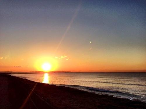 OneCam sunrise