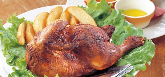 Pho peru roastchicken