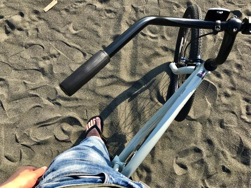 ビーチクルーザーってしあわせのビークルじゃない? __自転車だから行ける僕らの知らない世界。