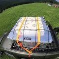 カングーにキャンプギアを積み込みまくる!DULTONのアルミコンテナ「CONVOY」が大活躍というお話。